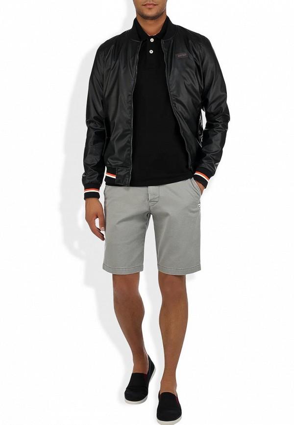 Кожаная куртка Alcott GB1920UO C101 BLACK: изображение 4