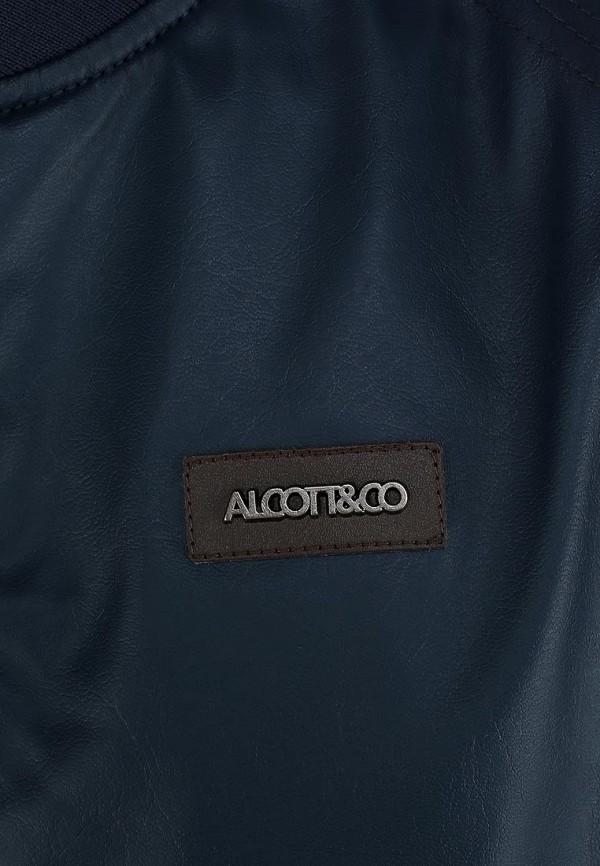 Кожаная куртка Alcott GB1920UO C218 BLUNAVY: изображение 3