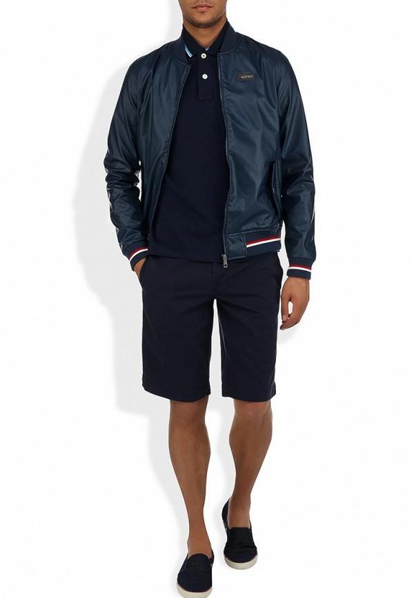 Кожаная куртка Alcott GB1920UO C218 BLUNAVY: изображение 4