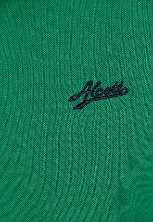 Мужские поло Alcott PP2309UO C601 GREEN: изображение 3