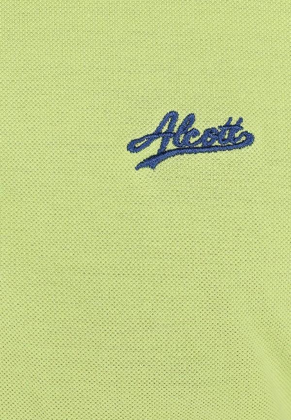 Мужские поло Alcott PP2309UO C683 GREEN: изображение 5