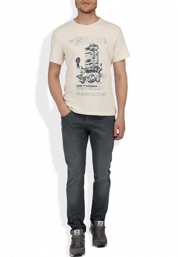 Мужские джинсы Alcott 5C1535UO  C112 GREY: изображение 3
