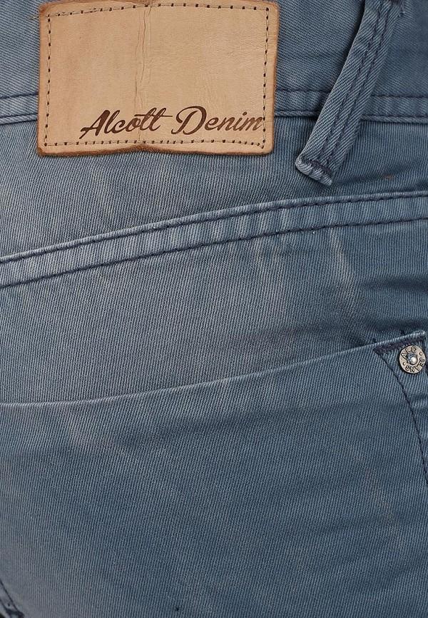 Мужские джинсы Alcott 5C1535UO  C284 AZZURRE: изображение 2
