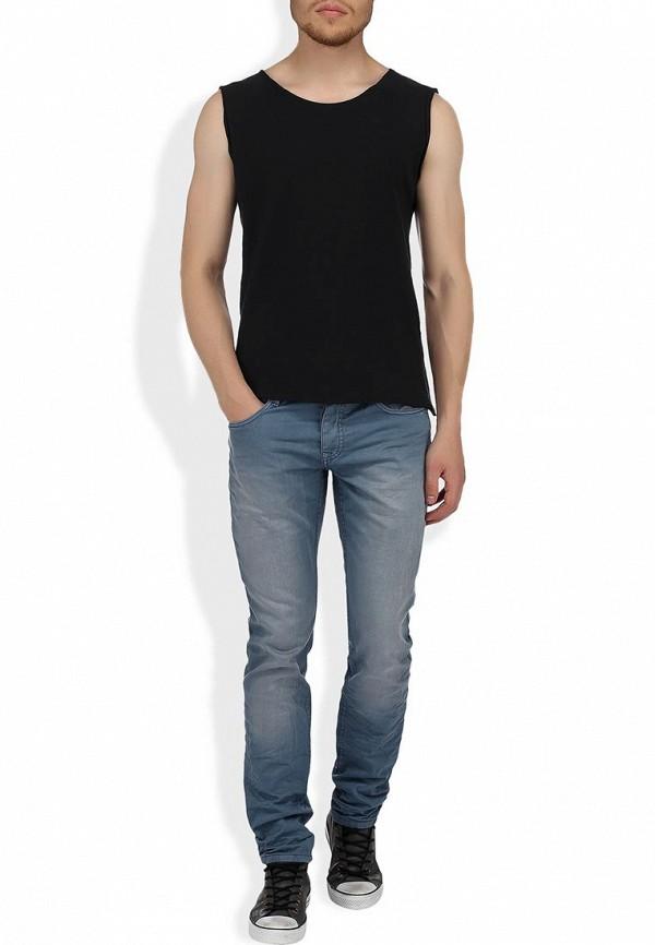 Мужские джинсы Alcott 5C1535UO  C284 AZZURRE: изображение 3