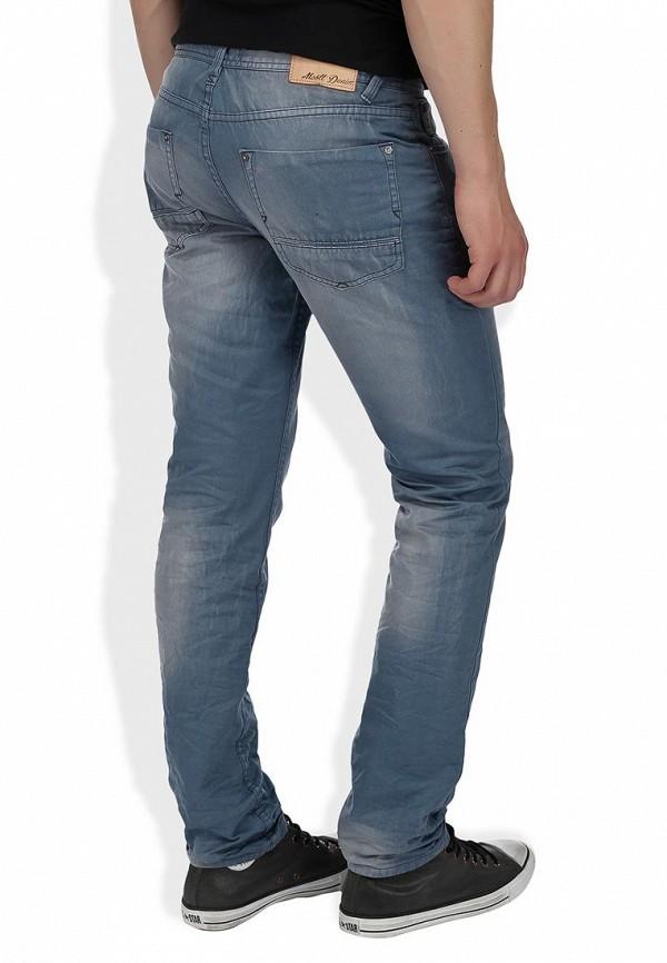 Мужские джинсы Alcott 5C1535UO  C284 AZZURRE: изображение 4