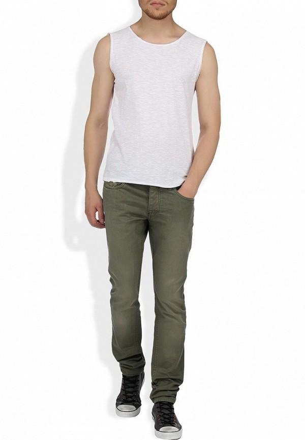 Зауженные джинсы Alcott 5C1535UO  C622 KAKY: изображение 6