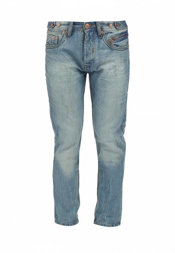 Зауженные джинсы Alcott 5T1688UL399L C293 AZZURRE: изображение 2