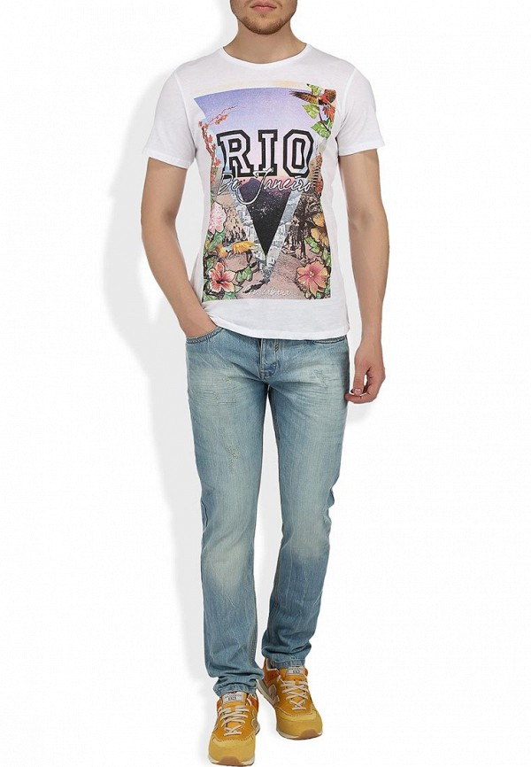 Зауженные джинсы Alcott 5T1688UL399L C293 AZZURRE: изображение 6