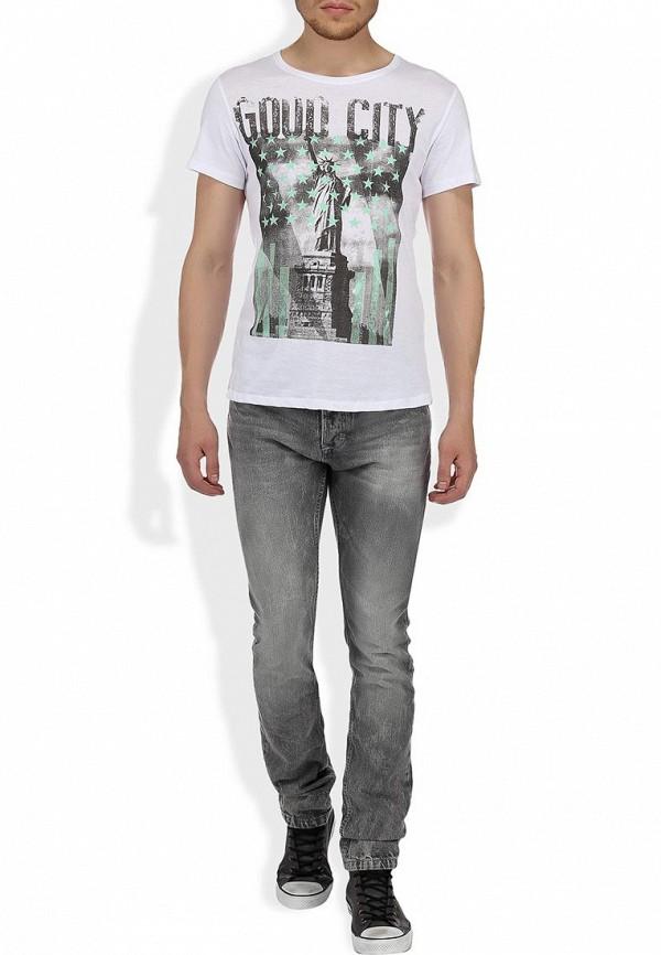 Зауженные джинсы Alcott 5T1696UL887G C120 GREY: изображение 6