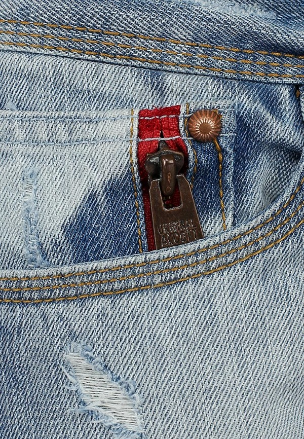 Зауженные джинсы Alcott 5T1708UL555 C293 AZZURRE: изображение 4