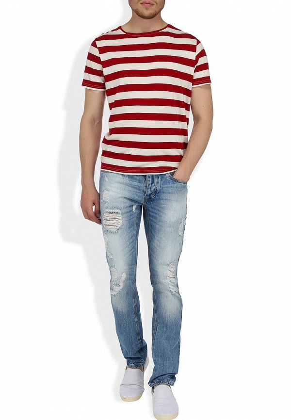 Зауженные джинсы Alcott 5T1708UL555 C293 AZZURRE: изображение 6
