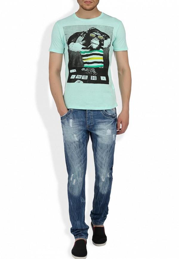 Зауженные джинсы Alcott 5T1780UOL993 C293 AZZURRE: изображение 6