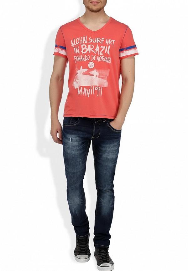 Прямые джинсы Alcott 5T1843UL963D C293 AZZURRE: изображение 6