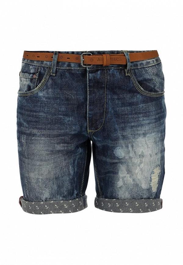 Мужские джинсовые шорты Alcott BE1702UL935D C214 BLUNAVY: изображение 2