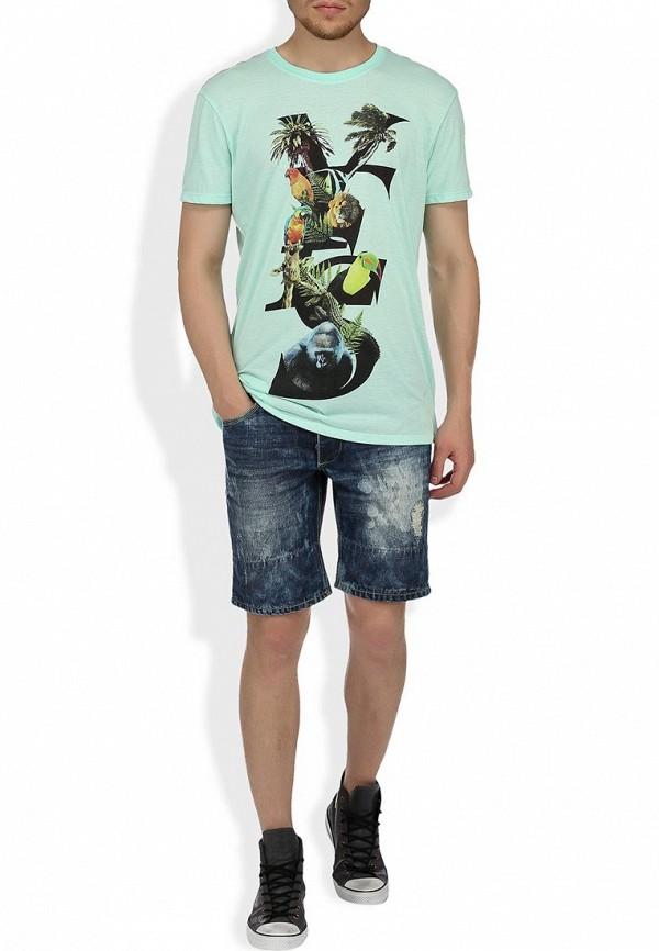 Мужские джинсовые шорты Alcott BE1702UL935D C214 BLUNAVY: изображение 6