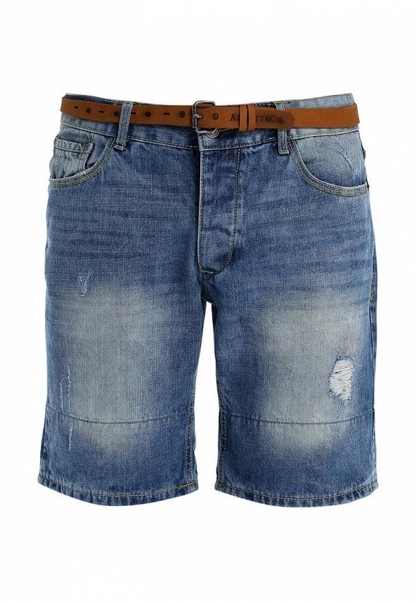 Мужские шорты Alcott BE1702UL935L C293 AZZURRE: изображение 1