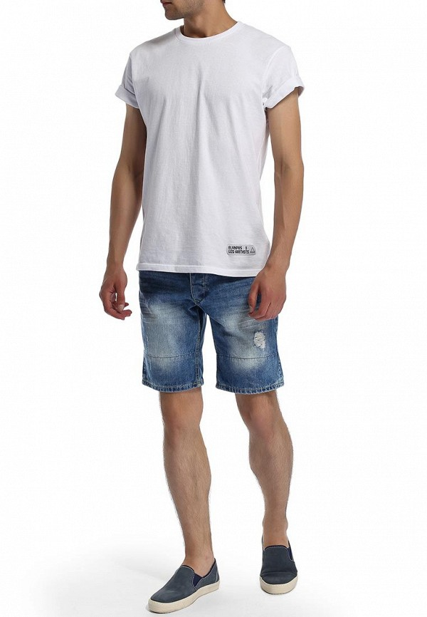 Мужские шорты Alcott BE1702UL935L C293 AZZURRE: изображение 3