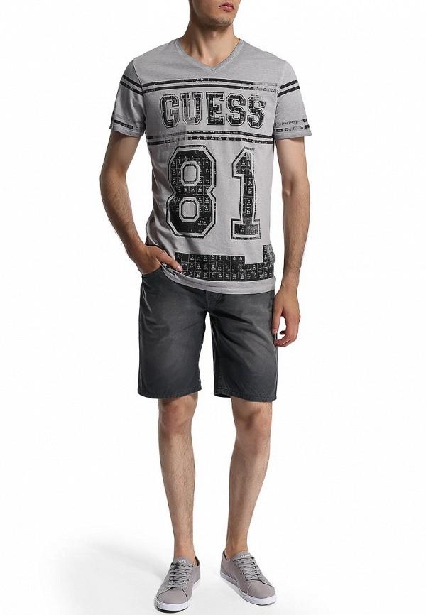 Мужские повседневные шорты Alcott BE1816UO C112 GREY: изображение 7