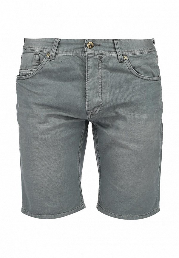 Мужские повседневные шорты Alcott BE1816UO C126 GREY: изображение 2