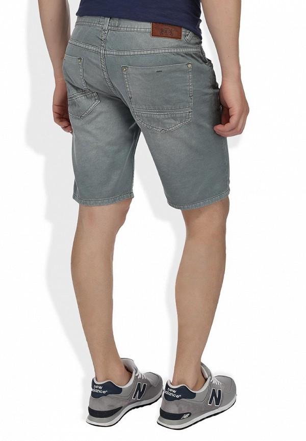 Мужские повседневные шорты Alcott BE1816UO C126 GREY: изображение 8