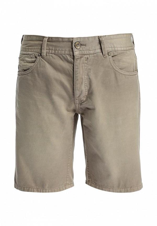 Мужские повседневные шорты Alcott BE1816UO C581 BEIGE: изображение 2