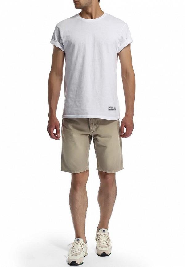 Мужские повседневные шорты Alcott BE1816UO C581 BEIGE: изображение 6