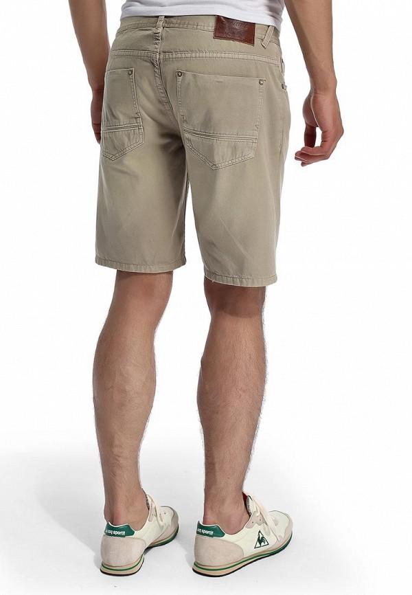 Мужские повседневные шорты Alcott BE1816UO C581 BEIGE: изображение 8