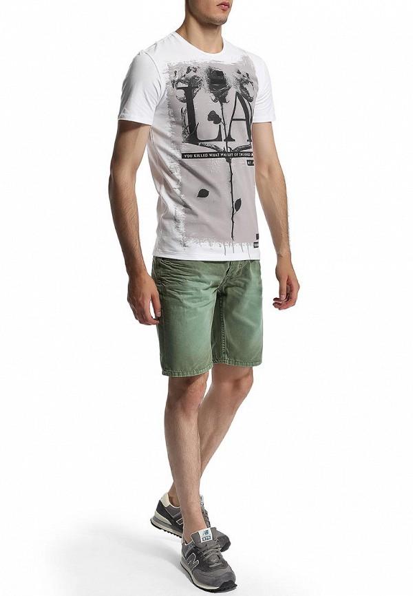 Мужские повседневные шорты Alcott BE1816UO C618 KAKY: изображение 6