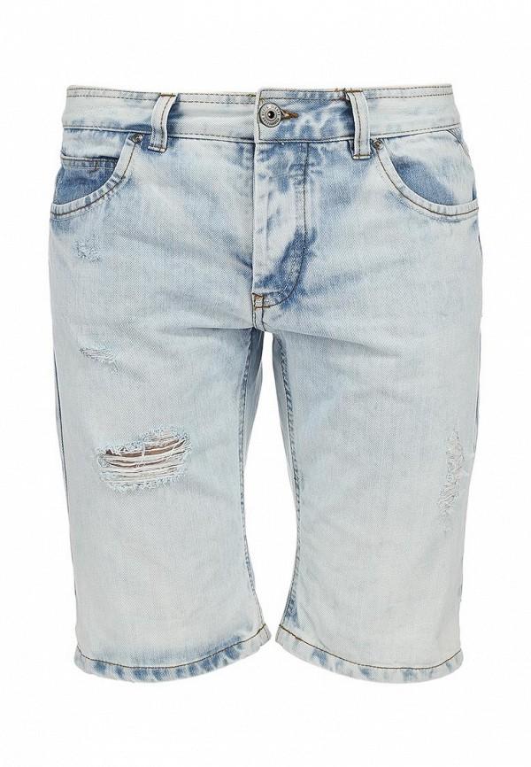 Мужские джинсовые шорты Alcott BE913UOL677 C293 AZZURRE: изображение 2