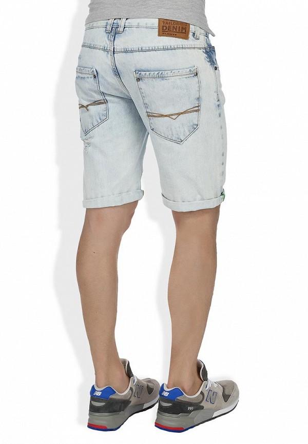 Мужские джинсовые шорты Alcott BE913UOL677 C293 AZZURRE: изображение 8