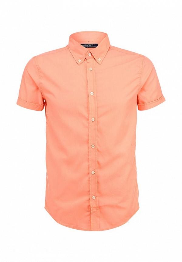Рубашка с коротким рукавом Alcott CF376UO  C381 CORAL: изображение 2