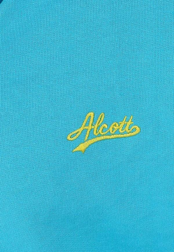 Толстовка Alcott CG4541UO  C285 AZZURRE: изображение 4