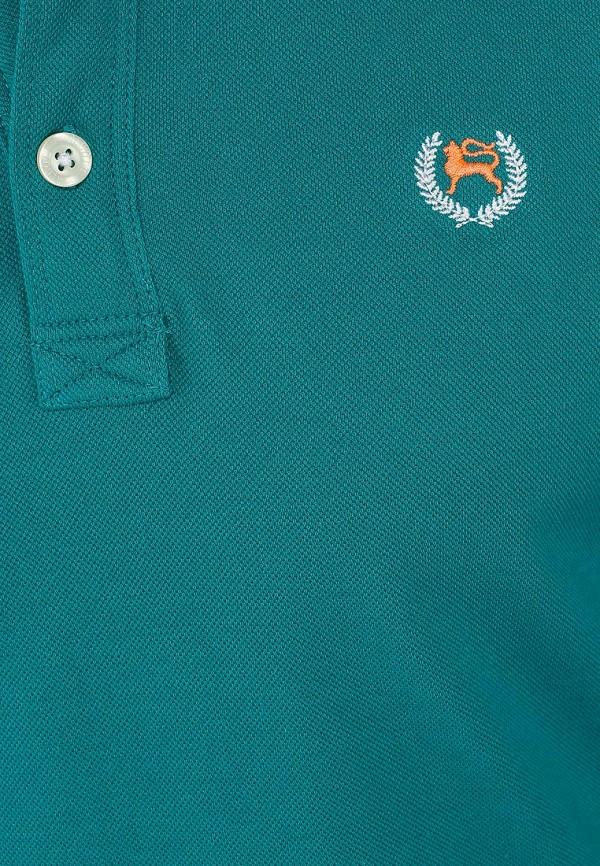 Мужские поло Alcott PP3556UO  C643 GREEN: изображение 2
