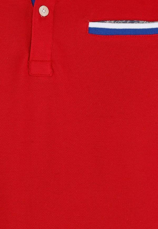 Мужские поло Alcott PP5759UO  C345 RED: изображение 2