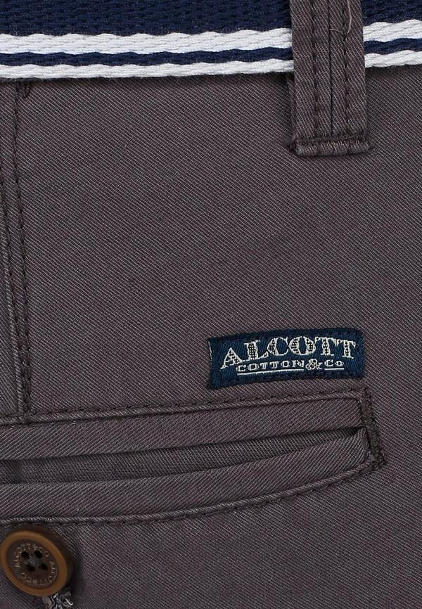 Мужские повседневные брюки Alcott S11838UO C115 GREY: изображение 4