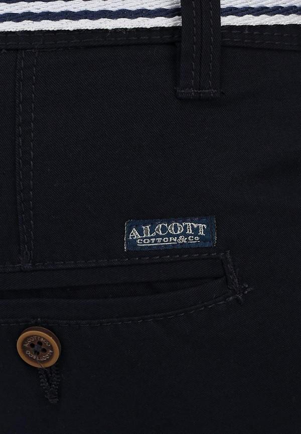Мужские повседневные брюки Alcott S11838UO C218 BLUNAVY: изображение 4
