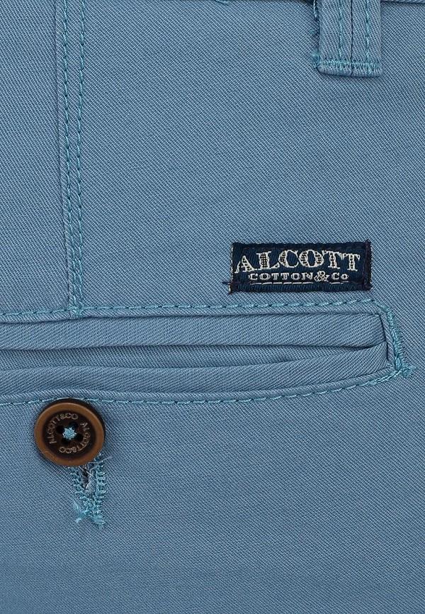 Мужские повседневные брюки Alcott S11838UO C272 BLUE: изображение 4