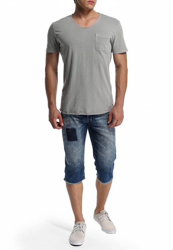 Мужские шорты Alcott XX769SL971D C218 BLUNAVY: изображение 3