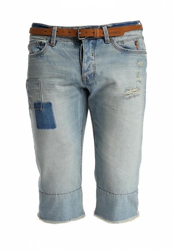 Мужские джинсовые шорты Alcott XX769SL971L C293 AZZURRE: изображение 5