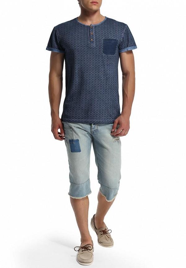 Мужские джинсовые шорты Alcott XX769SL971L C293 AZZURRE: изображение 7