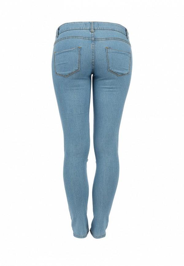 Зауженные джинсы Alcott 5T1896DOL C293 AZZURRE: изображение 4