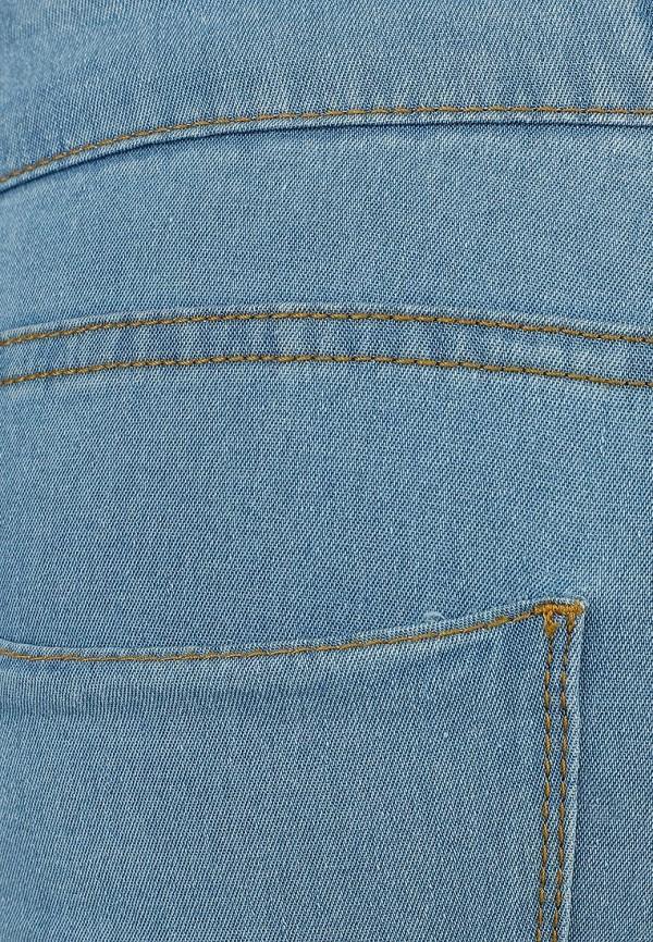 Зауженные джинсы Alcott 5T1896DOL C293 AZZURRE: изображение 6