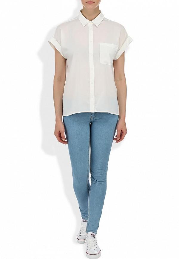 Зауженные джинсы Alcott 5T1896DOL C293 AZZURRE: изображение 8