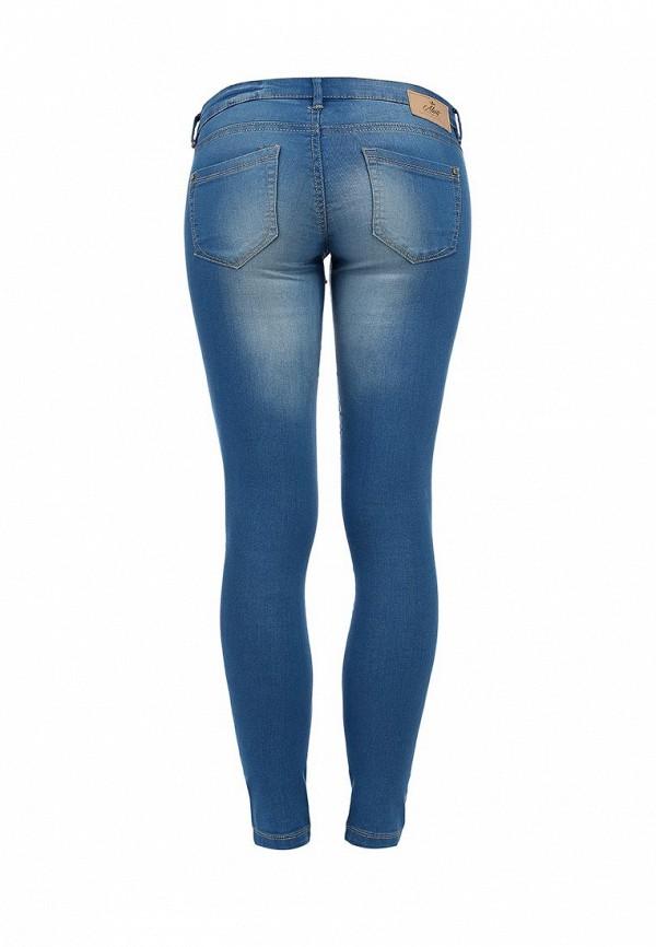 Зауженные джинсы Alcott 5T2160DL999L C284 AZZURRE: изображение 3