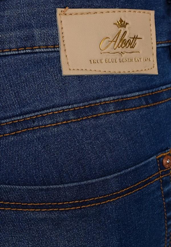 Зауженные джинсы Alcott 5T2160DL999M C218 BLUNAVY: изображение 5