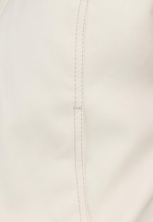 Кожаная куртка Alcott GB1010DO C099 WHITE: изображение 4