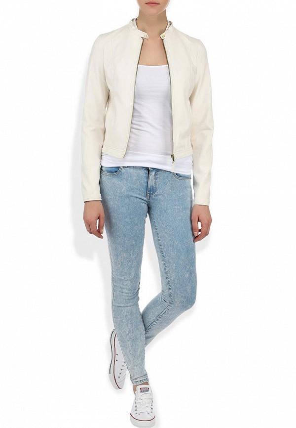 Кожаная куртка Alcott GB1010DO C099 WHITE: изображение 6