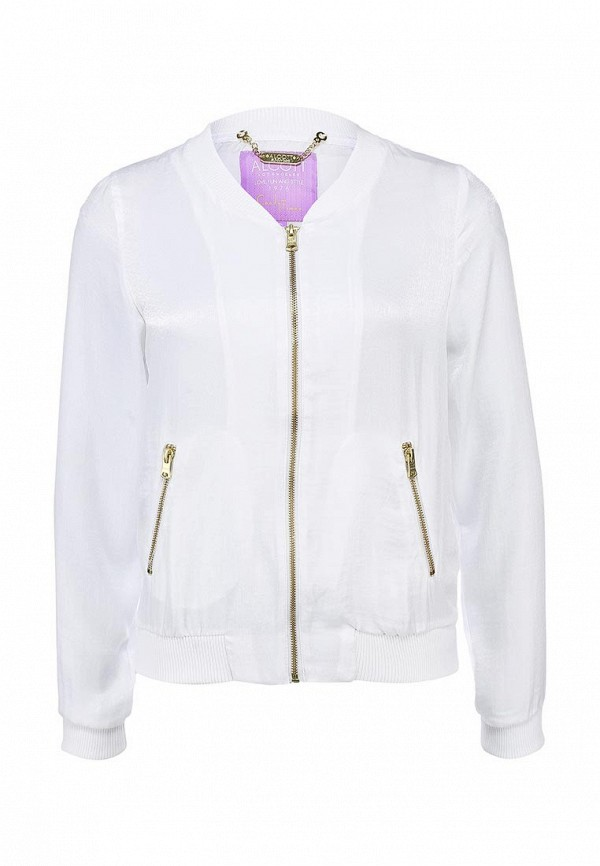 Джинсовая куртка Alcott GB1325DO C099 WHITE: изображение 1