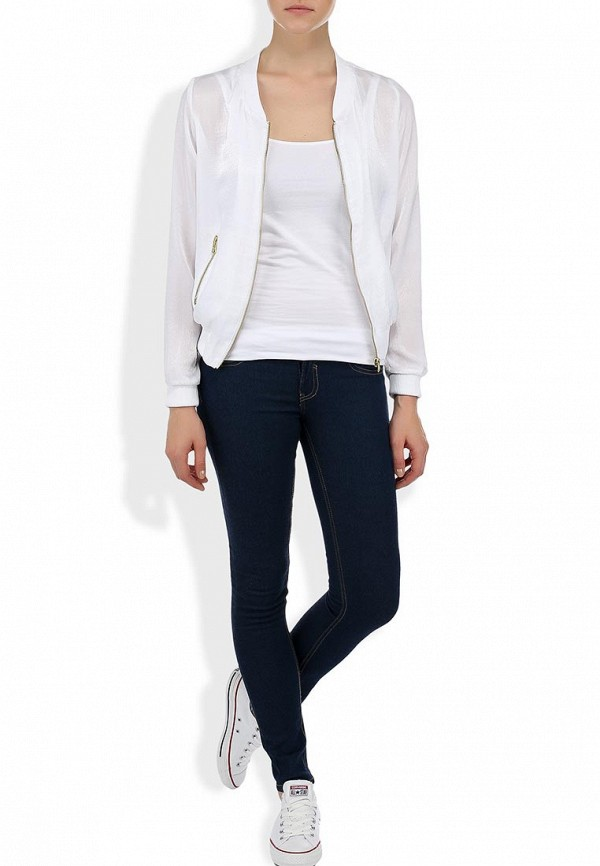 Джинсовая куртка Alcott GB1325DO C099 WHITE: изображение 4