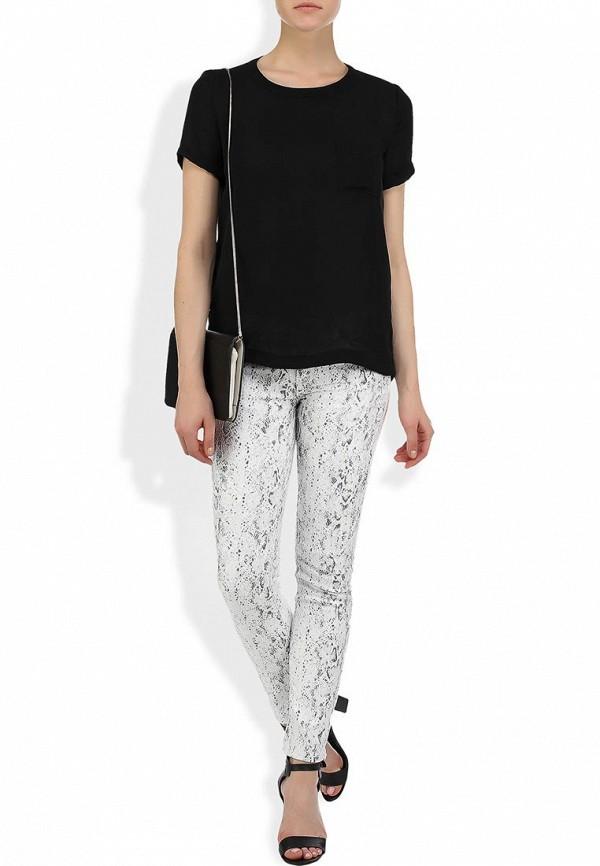 Женские зауженные брюки Alcott 5C2008DO C099 WHITE: изображение 7